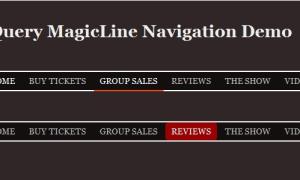 magicline menu